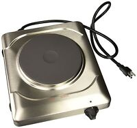 Cadco Pcr-1s Professional Cast Iron Range Stainless