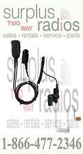 Pryme SPM1383 Surveillance Headset Motorola TRBO XPR XPR6550 XPR6350 XPR6580