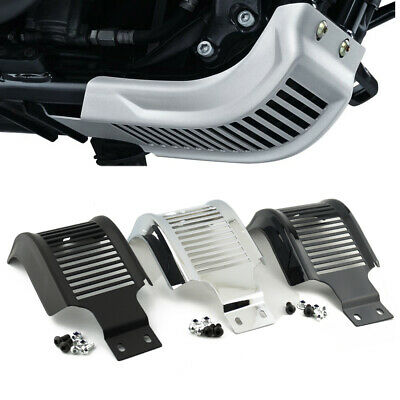 Areyourshop Skid Plate Bash Guard Engine Protection for Sportster XL 883//1200 48//72 2004-2018