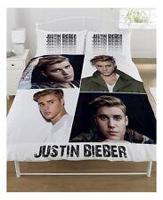 Item 4 Justin Bieber Montage Fits Queen Bed Quilt Doona Duvet Cover Set