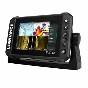 Lowrance Elite FS 7 Inch Screen & Active Imaging 3-in-1 Transducer 000-15688-001