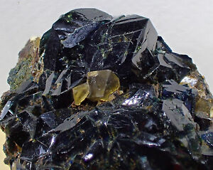 LAZULITE-RARE-Extremely-LARGE-Crystals-Fine-Mineral-Specimen-Yukon-Canada