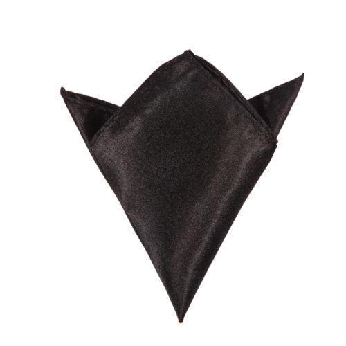 Various Colours Available Men/'s Satin Pocket Hanky//Handkerchief for Weddings