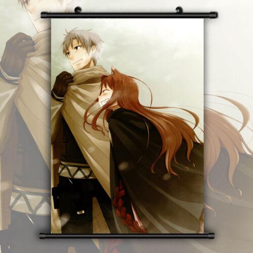 Ookami to Koushinryou Horo Manga Wallscroll Poster Kunstdrucke Bider Drucke