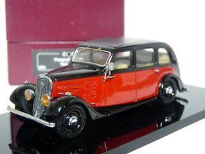 CCC-F24-1-43-1935-Peugeot-401DL-Taxi-Handmade-Resin-Model-Car
