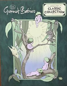 2013-Presentation-Stamp-Pack-039-May-Gibbs-Gumnut-Babies-039-Classic-Collection-MNH