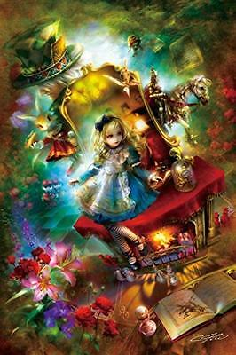 Jigsaw Puzzle 1000 Piece Alice In Wonderland
