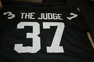 LESTER HAYES #37 SEWN STITCHED HOME JERSEY SB XV XVIII CHAMPS SIZE XXL THE JUDGE   eBay