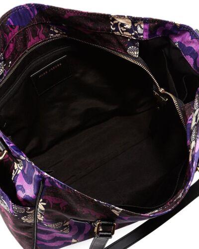 Nieuw Paars Luiertas Tote Nwt Marc 350 voor Nylon Jacobs Trooper Tapestry baby's fIq6qvSw