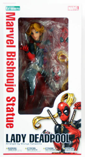 2016 Kotobukiya Bishoujo Lady Deadpool 1//7 Scale PVC Statue Marvel Comics Figure