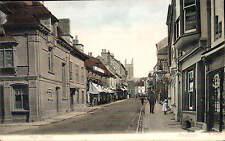 Andover. High Street by Stengel # E 15247.