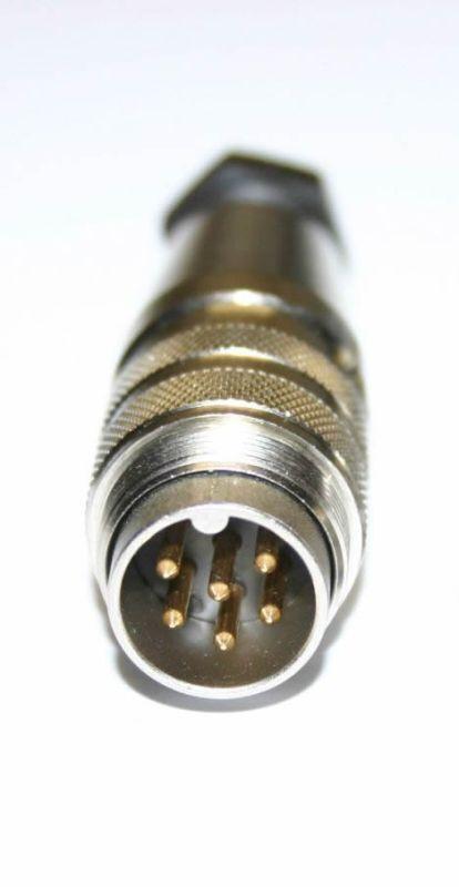 3 pol Buchse Original Tuchel C091A Rundsteckverbinder audio T 3261 001 female