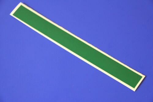 "Green  6/"" X 60/"" Vinyl Windshield Banner Decal Racing Strip Blank  Sticker"