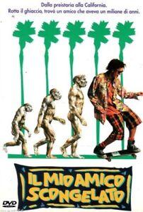 IL MIO AMICO SCONGELATO - DVD 1992 Sean Astin - Brendan Fraser \ IN ITALIANO