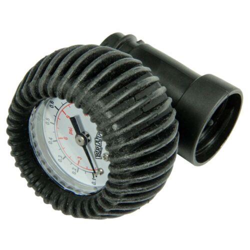 Camping & Outdoor Manometer SP 90 SUP für Doppelhubpumpen Luftpumpen Kolbenhub-Pumpen Handpumpen