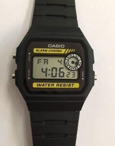 d3734c02c39 NEW Casio RETRO F94WA-9D Digital Men s Vintage Watch Alarm Stopwatch ...