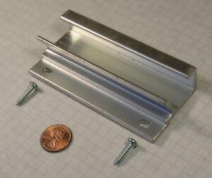 Kv 822 Drawer Or Cabinet Pull Satin Aluminum 3 7 8