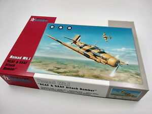 Maquette-a-monter-Avion-Nomad-Mk-1-attack-bomber-1-72eme-Special-Hobby