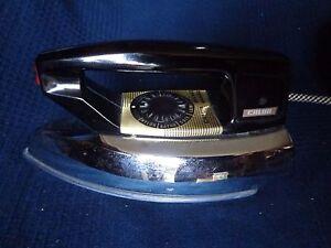 Fer-a-Stirare-Calor-N-44-Bivolmatic-Collezione-110-220-Volt-Bachelite-Vintage