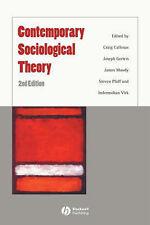 Contemporary Sociological Theory-ExLibrary