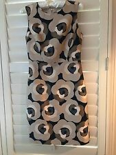 Kate Spade EUC Look for the Silver Lining Della Floral Sheath Dress Size 2