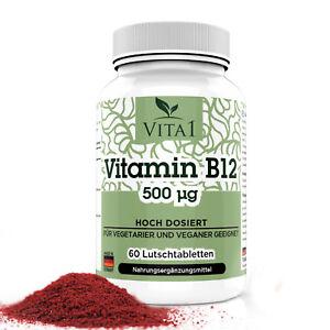 Vitamin-B12-500-g-20-000-Methylcobalamin-60-Filmtabletten-B12-Lebensmittel