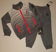 Nike Air Jordan Boys Girls 2 Piece Jogging Set~ Tracksuit ~ Size 4T