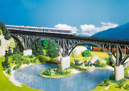 Faller N Bausatz 222581 Stützbogenbrücke Neuware