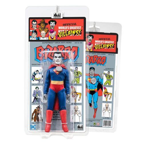 Bizzaro by FTC DC Comics Retro Kresge Style Action Figures Series 4