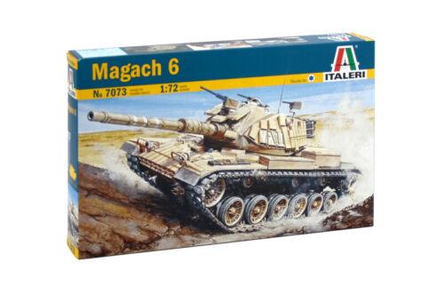 Italeri 1//72 Magach 6 # 7073