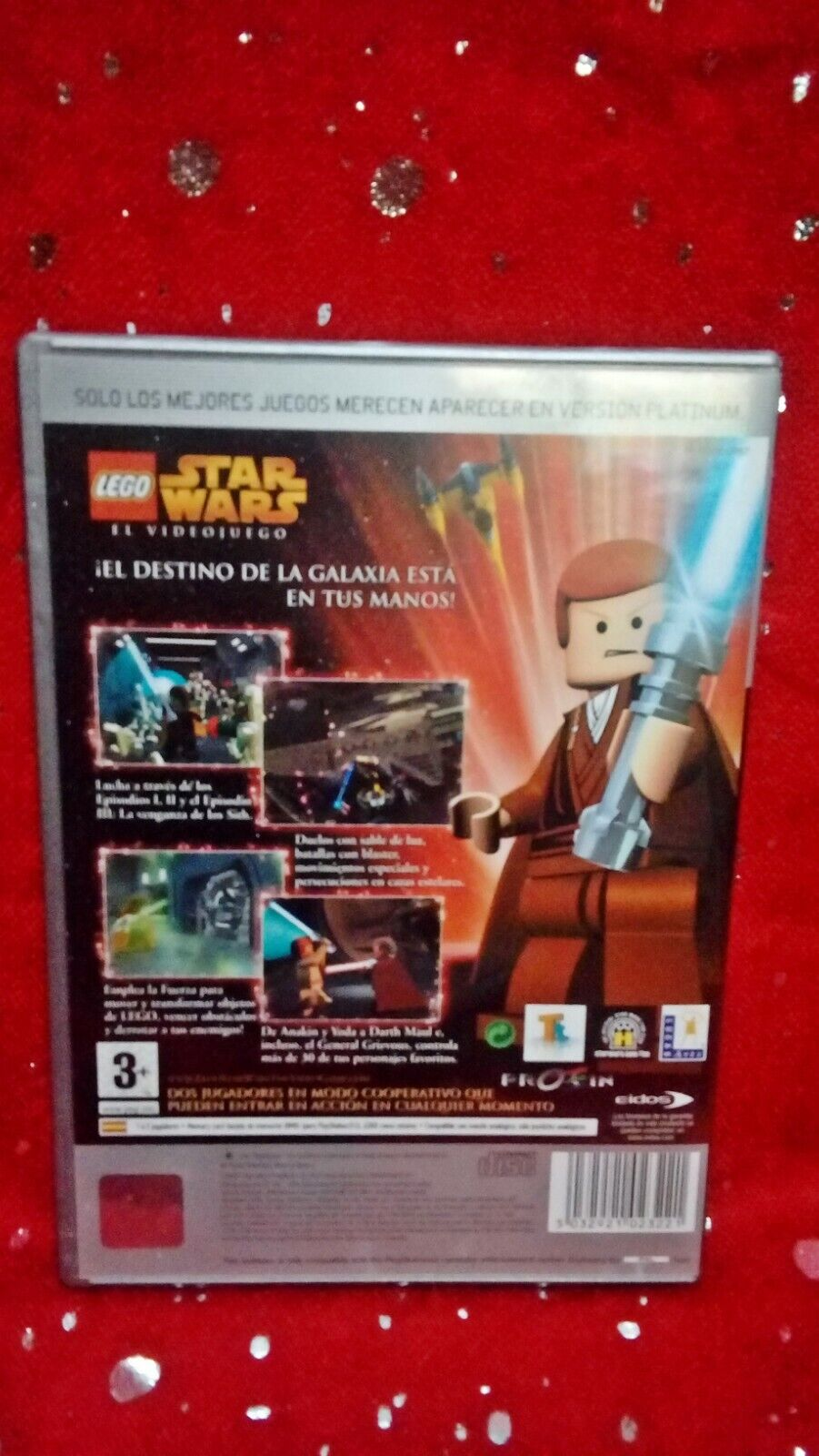 Juego Playstation 2 *lego star wars* - - Bonne affaire StarWars