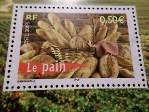 FRANCE-2004-timbre-3649-REGIONS-LE-PAIN-neuf-VF-MNH-STAMP