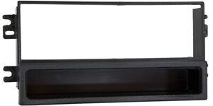 Radio-Blende-fuer-KIA-Sorento-ab-Bj-01-02-bis-06-Adapter-Einbau-Rahmen-Autoradio