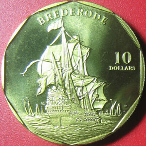 1998-MARSHALL-ISLANDS-10-BREDERODE-NETHERLANDS-FLAGSHIP-DUTCH-NAVY-SUPERB-RARE