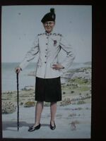 POSTCARD 1ST BN THE ROYAL IRISH REGIMENT CYPRUS 1993 NO 3 DRESS LIEUTENANTL ALIX