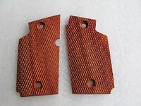 Gorgeous Grip For Sauer P238 - All Checkered Beautiful Hardwood Free Ship