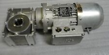 Nord Flexbloc Gear Reducer Sk 1si63 60692600 With Motor Sk80l4 No 33610024
