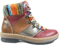Rieker Womens M1835 Desert BOOTS Multicoloured Multicolour VUiMK