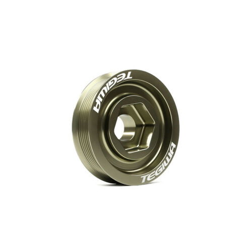 TEGIWA UNDERDRIVE CRANK PULLEY FOR HONDA K-SERIES CIVIC FN2 WITH AC AIR CON