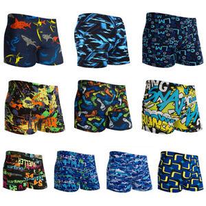 Men Swim Shorts Swimwear Swimming Trunks Underwear Boxer Briefs Pants Beach Wear