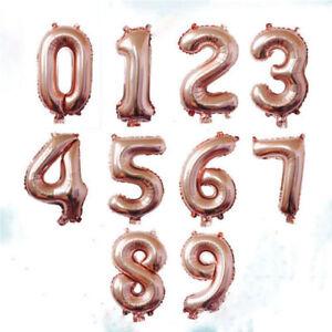 76-2cm-Nombre-de-Geant-Lettres-Ballon-Plat-0-9-Numero-Fete-Mot-Decoration-Balons