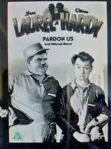 Laurel-amp-Hardy-N-24-Derriere-Les-Barreaux-200-Ans-de-prison-Le-chant-du-DVD