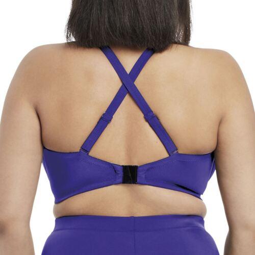 Elomi Costumi da bagno Essentials Con ferretto Top bikini Indigo 7532