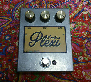 Gmr Little Plexi Handwired Overdrive Pedal Kit Fully