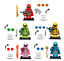 Lego-Ninjago-Minifiguren-Sets-Zane-Cole-Nya-Kai-Jay-GOLDEN-DRAGON-LLOYD-Minifigs Indexbild 37