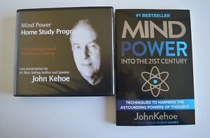 Mind-Power-Home-Study-Program-by-John-Kehoe-10CDs-and-Book