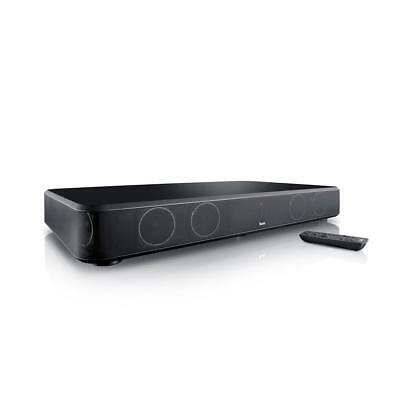 Teufel Cinebase Heimkino virtual surround Soundeck Soundbar Lautsprecher