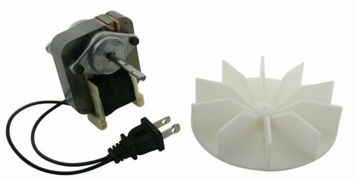 Bathroom Replacement Vent Kit Fan Motor Exhaust Blower for Broan Nutone Fasco