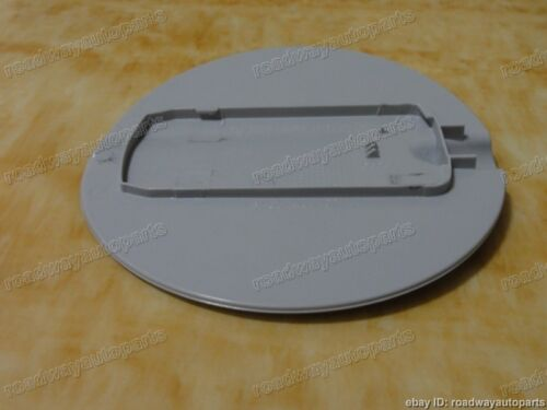 Unpainted 1Pc Fuel Tank Door Cap Cover Euro type for Ford Focus 2 II 2008-2011