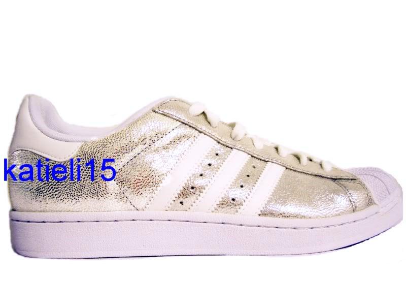 Adidas Originals Superstar 1 Silver Smith Gazelle JS Wing Y3 10.5